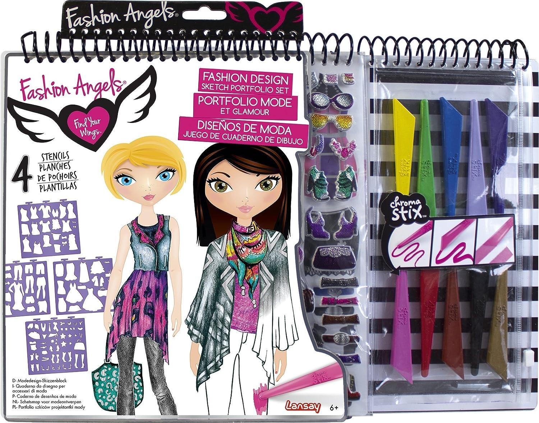 Lansay 11702 - Loisirs Loisirs Loisirs cratifs - Fashion Angels - Portfolio Mode Et Glamour B016ZU6M1Y | Qualitativ Hochwertiges Produkt  ad473e