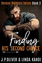 Finding His Second Chance (Benson Brothers Book 3) (English Edition)