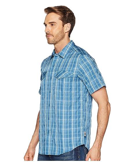 Light Robbins Shirt Short Sleeve Royal Ultra wT0q6H