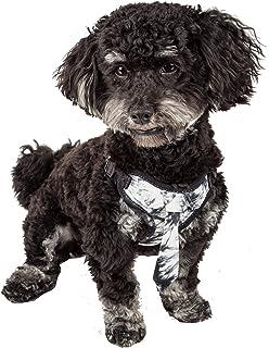 """سرج الكلاب """"بونتيد"""" الشبكي القابل للتعديل ذو الوجهين والقابل للتهوية مع رابطة عنق مصممة من بيت لايف Small HA50BKSM"""