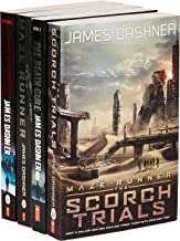 The Maze Runner Set A Collection of 4 Books by James Dashner - Paperback