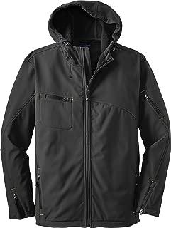 Men's Water Resistant Hooded Jacket