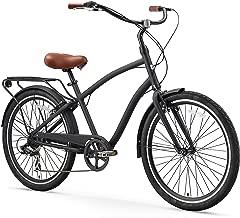 sixthreezero EVRYjourney Men's Hybrid Alloy Cruiser Bicycle & eBike