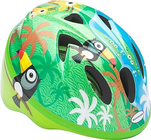 barato Schwinn Schwinn Schwinn Infant Helmet, Jungle by Schwinn  entrega rápida