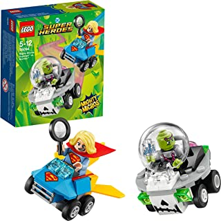 LEGO UK - 76094 DC Super Heroes Mighty Micros: Supergirl versus Brainiac Superhero Toy For Girls and For Boys