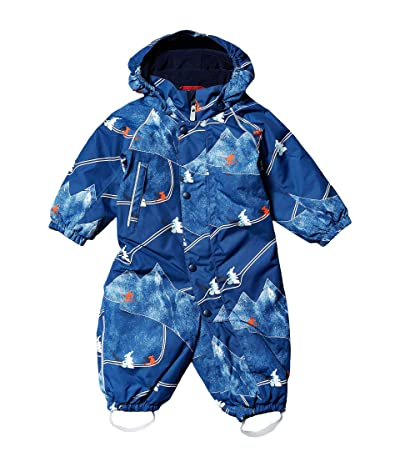 reima Reimatec Winter Overall Luosto (Infant/Toddler) (Jeans Blue) Boy