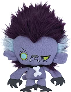 """Vamplets - Vampire Zombie Monkey – 12"""" Tall Designer Toy Plush Doll – Great Gift for Monster High Fans - Vamzomkey - Lives in The Nightmare Nursery of Gloomvania - by My Little Pony Designer G-Ra"""