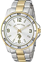 U.S. Polo Assn. Classic Men's USC80297 Two-Tone Watch
