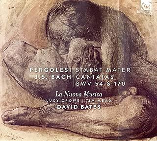 Best pergolesi stabat mater bach Reviews