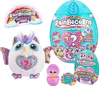 Rainbocorns Sparkle Heart Surprise Series 2 Small - Styles will Vary