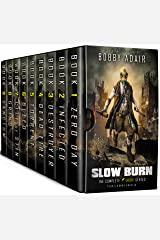 Slow Burn Box Set: The Complete First Saga in the Post-Apocalyptic Series Kindle Edition