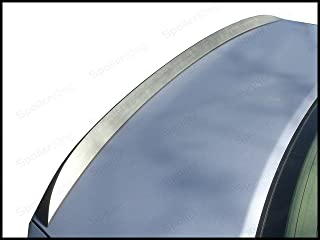 Spoiler King Trunk Lip Spoiler (414L) Compatible with Audi A4 2006-2008 B7