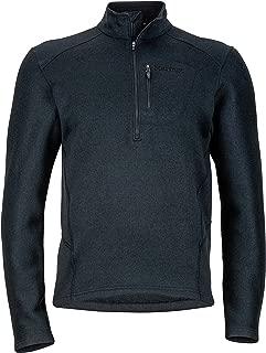 Men's Drop Line 1/2 Zip Pullover Lightweight 100-Weight Sweater Fleece Jacket