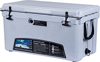 MILEE Heavy Duty Cooler 75 QT ($50 Accessories Included Divider,Cup Holder and Basket are Free.