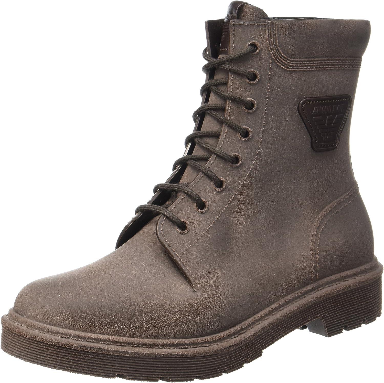 Armani Jeans Men's Classic Boots