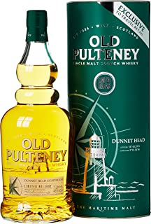 Old Pulteney Dunnet Head Lighthouse Limited Release mit Geschenkverpackung 1 x 1 l