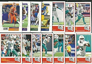 2019 Panini Score Football Miami Dolphins Team Set 14 Cards W/Drafted Rookies