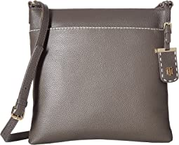 Julia Pebble Leather Crossbody