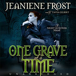 One Grave at a Time: Night Huntress, Book 6