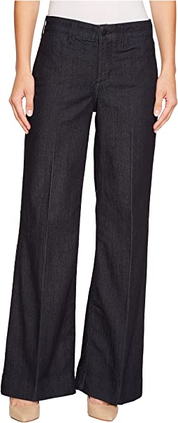 NYDJ Teresa Trouser in Dark Enzyme