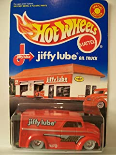 1999 Hot Wheels Jiffy Lube Dairy Delivery Limited Edition 1:64 Scale Collectible Die Cast Car