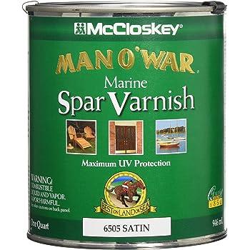 MCCLOSKEY 6505 Voc Mow Spar Satin, full size, N/A, full size
