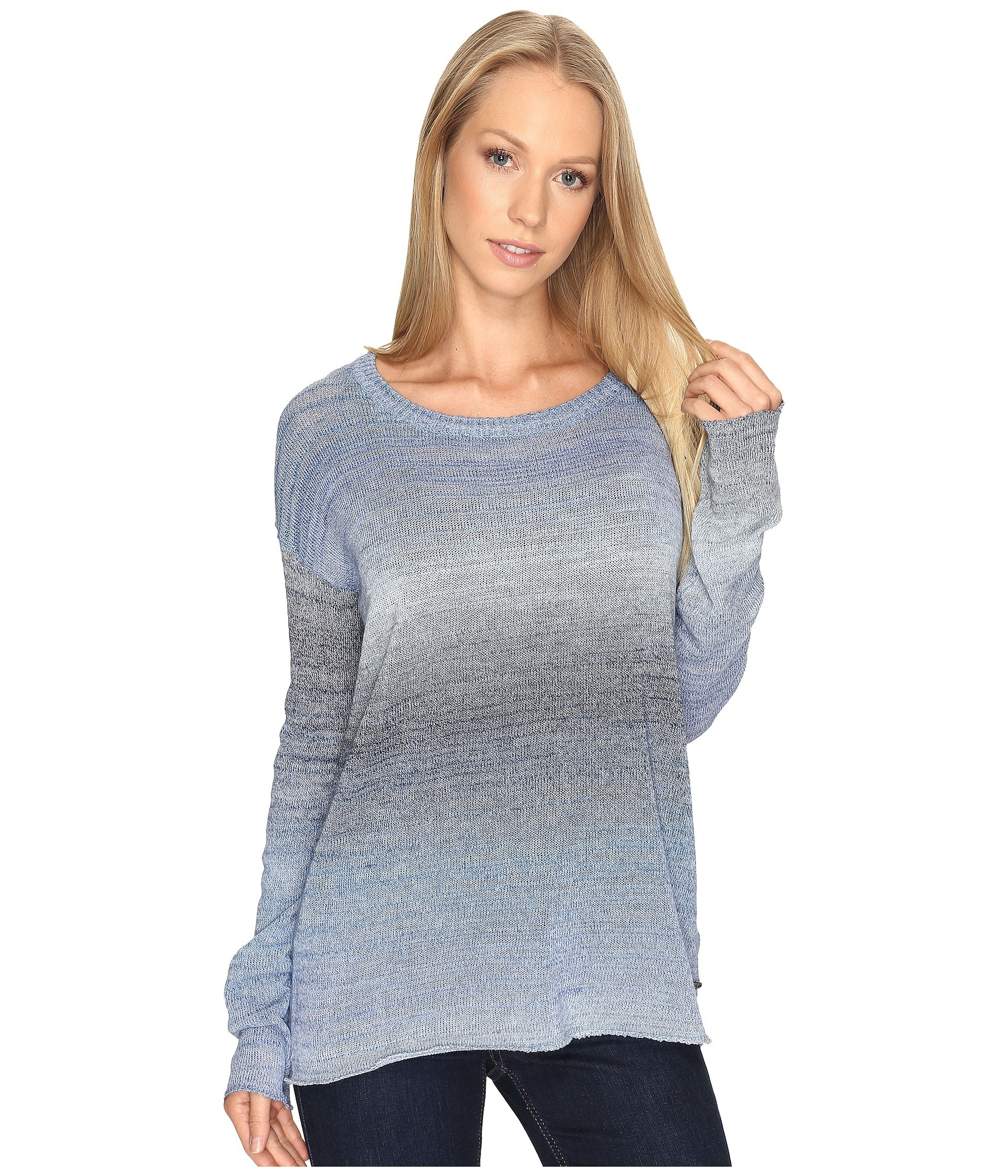 Nightingale Sweater, Indigo