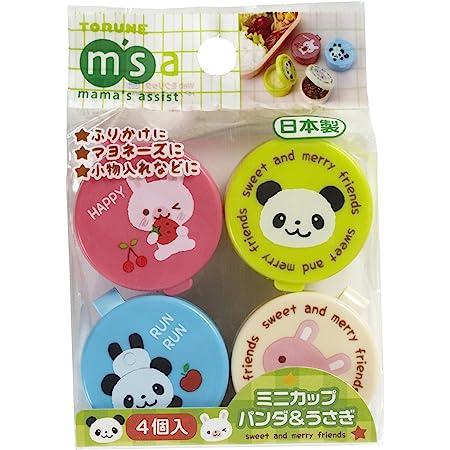 CuteZCute Food Pick, Bento Box, Mini, Blue, Pink, Green, Cream