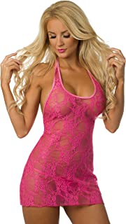 Velvet Kitten Sexy Sweetheart Chemise for Women 3322