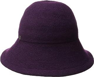 Karen Kane Women's One Size Boiled Wool Floppy Hat