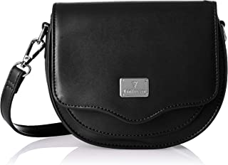 Van Heusen Spring-Summer 2019 Women's Sling Bag (Black)
