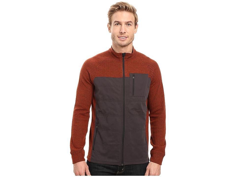 Prana Appian Sweater (Henna) Men