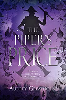 The Piper's Price (The Neverland Wars Book 2)