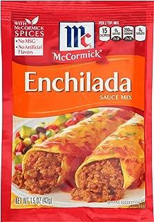 Best enchilada sauce mccormick Reviews