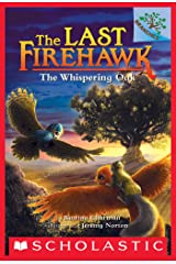 The Whispering Oak: A Branches Book (The Last Firehawk #3) Kindle Edition