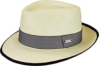 Kangol Men's Stripe Barclay Trilby