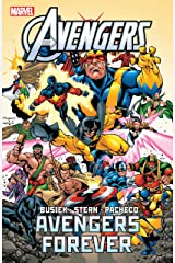 Avengers Forever Kindle Edition