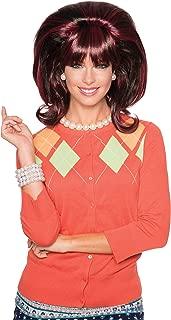 Married with Children Peg Bundy Katey Sagal Women's Bouffant Costume Wig Brown