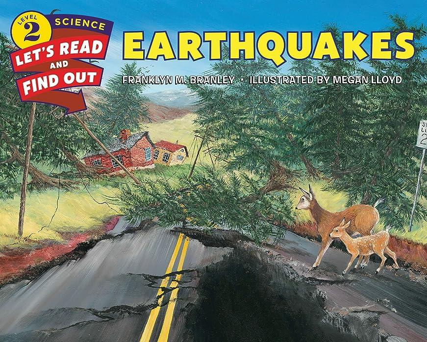 定期的な送ったピンチEarthquakes (Let's-Read-and-Find-Out Science 1) (English Edition)