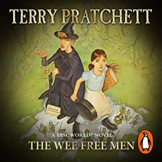 The Wee Free Men: Discworld Book 30, (Discworld Childrens Book 2)