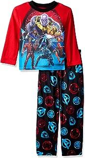 Marvel Boys' Avengers Infinity War 2-Piece Pajama Set