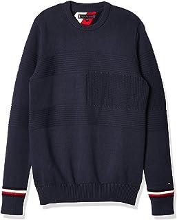Tommy Hilfiger Flag Sweater Suéter para Niños