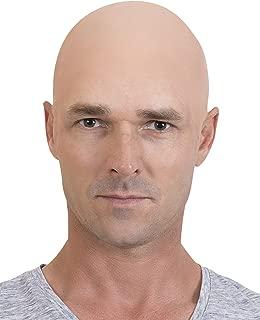 Halloween Accessories - Bald Cap, Beige