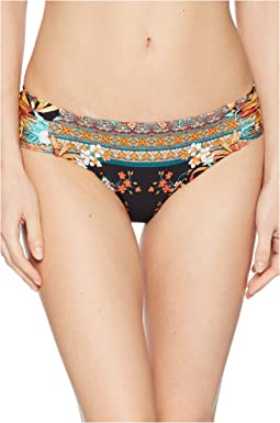 Kenneth Cole Tahiti Sash Tab Hipster Bottom