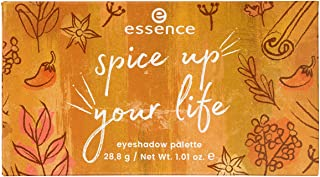 essence | Spice Up Your Life Eyeshadow Palette | 16 Shades