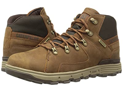 Caterpillar Casual Stiction Hiker Waterproof Ice+ (Brown Sugar) Men