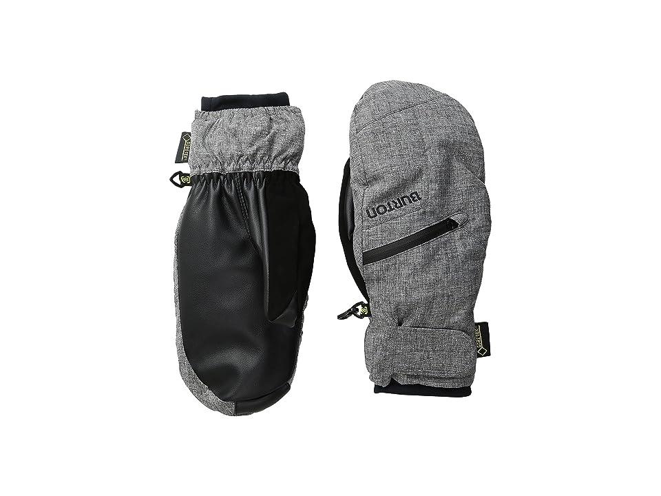 Burton GORE-TEX(r) Under Mitt (Bog Heather) Snowboard Gloves