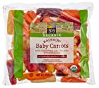 365 Everyday Value, Organic Rainbow Baby Carrots, Cut & Peeled, 12 oz
