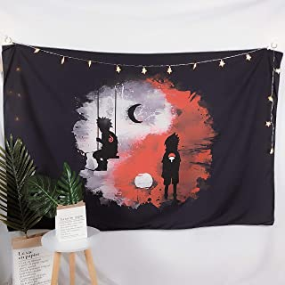 Cxiuxiu Tapestry Wall Hanging, Wall Tapestry with You aren't Alone! Home Decorations for Living Room Bedroom Dorm Decor 6040