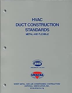 HVAC Duct Construction Standards-Metal & Flexible, 3rd Edition